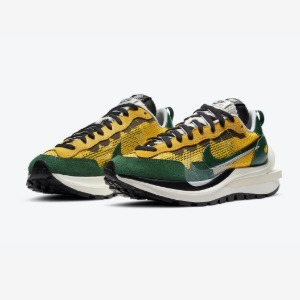 *국내배송* 나이키 x 사카이 베이퍼와플 Nike Vaporwaffle sacai Tour Yellow Stadium Green